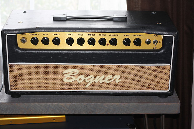 offer discounts get cheap uk cheap sale Bogner Shiva El34 Reverb Silver chassis amp | PHMGear