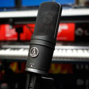 Audio-Technica AT4050 Large Diaphragm Multipattern Condenser Microphone