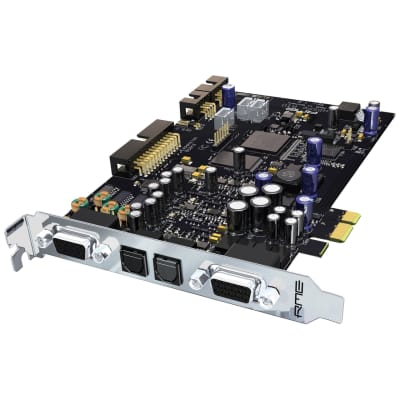 RME HDSPe AIO PCIe Audio Interface Card