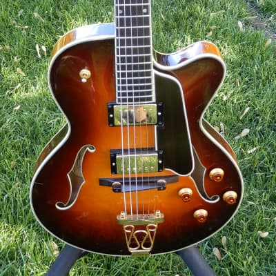 EASTMAN T145 SMD Archtop Hollowbody Guitar and Hard Case for sale