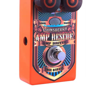 """Lounsberry Pedals """"Amp Rescue"""""""