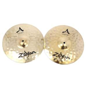 """Zildjian 13"""" A Series Pocket Hi-Hat Cymbals (Pair)"""