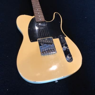 Memphis Tele Copy 1980's Butterscotch for sale