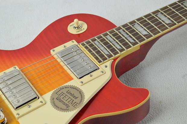 rare epiphone les paul 1960 standard v1 electric guitar lp reverb. Black Bedroom Furniture Sets. Home Design Ideas