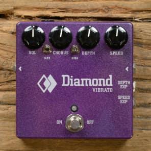 Diamond Vibrato Analog Vibrato/Chorus MINT