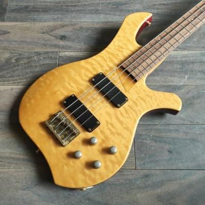 Edwards (by ESP) E-T-98EL Tetsu (L'Arc-en-Ciel) Signature Model Bass for sale