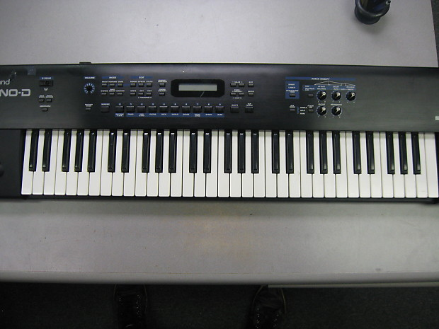 Roland Juno-D For Parts/Repair   Music Forever   Reverb