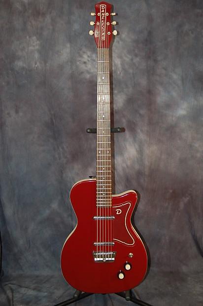 danelectro bass iv 6 string guitar lipstick pickups 1990 reverb. Black Bedroom Furniture Sets. Home Design Ideas