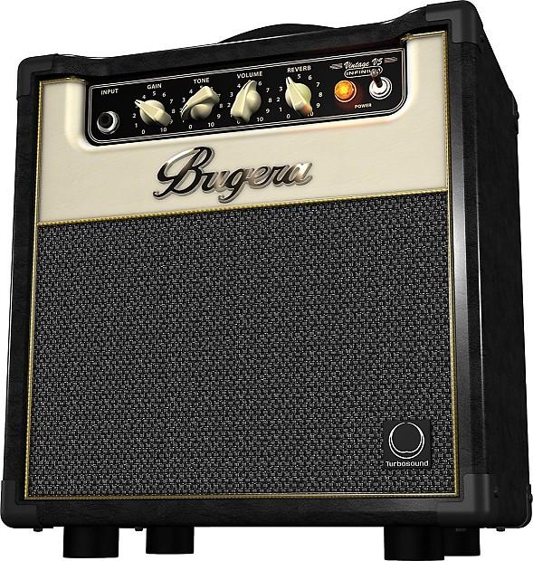 bugera v5 infinium tube guitar combo amplifier reverb. Black Bedroom Furniture Sets. Home Design Ideas