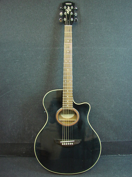yamaha apx 4a acoustic electric single cutaway guitar reverb. Black Bedroom Furniture Sets. Home Design Ideas