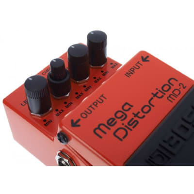 BOSS MD2 distortion metal for sale