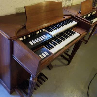 Hammond M3 Tonewheel Organ and Matching Bench