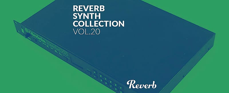 Reverb Oberheim Matrix 1000 Synth Collection Sample Pack
