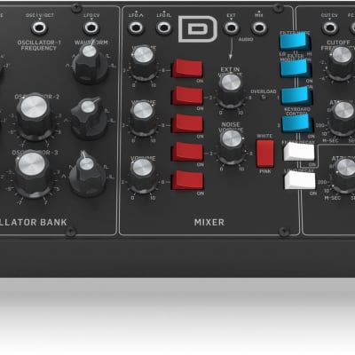 Behringer Model D Analog Synthesizer *Free Shipping in the USA*