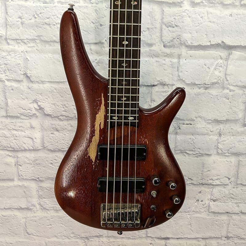 ibanez sdgr sr505 5 string bass reverb. Black Bedroom Furniture Sets. Home Design Ideas