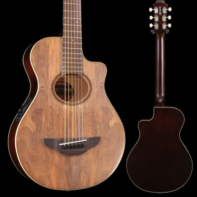 New Yamaha Electric Acoustic Guitar Natural Apx1200ii Nt Ems Japan Musical Instruments & Gear