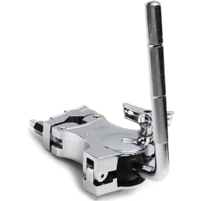 Ludwig PM0048 Atlas Clamp-On Single Tom Holder with 12mm L-Arm