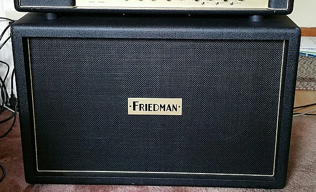 Friedman 212 ext cabinet | Dave's Collection | Reverb