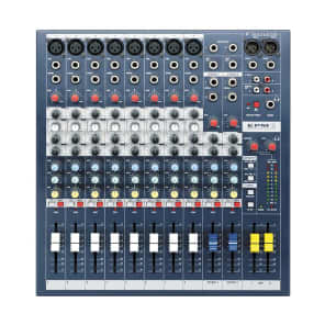 Soundcraft EPM-8 Multi-Format 8-Channel Mixer