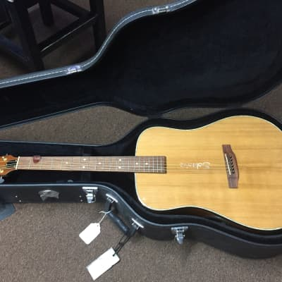 Boulder Creek R3-N Solitaire acoustic guitar w/ Dean Case for sale