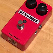 MXR Dyna Comp (re-housed) with Upgrades and Ross Mod