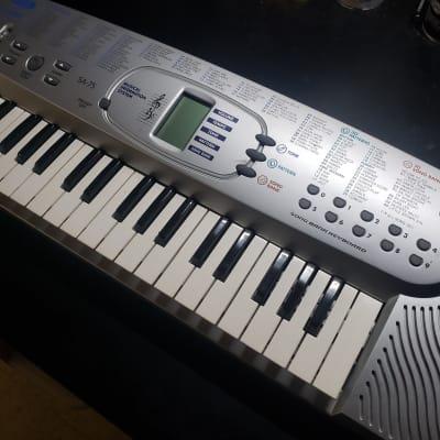 Casio SA-75 37-Key Song Bank Keyboard