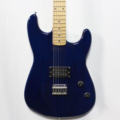 Davison ELECTRIC GUITAR Electric Guitar Blue for sale