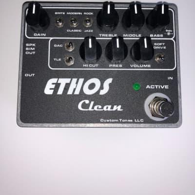 Custom Tones Ethos Clean Preamp