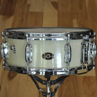 """Slingerland Hollywood Ace 5.5x14"""" 8-Lug Snare Drum 1960 - 1976"""