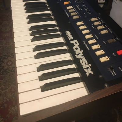 Korg PolySix Vintage Analog Polyphonic Synth
