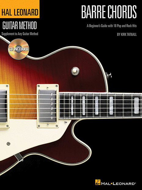 Hal Leonard Barre Chords A Beginners Guide With 18 Pop Reverb