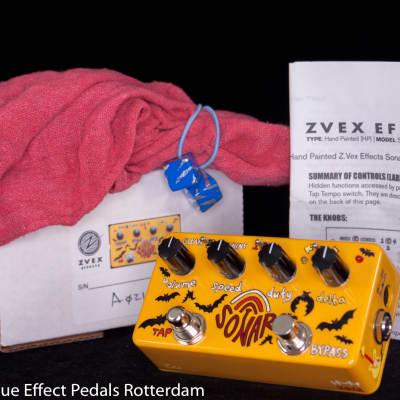 Zvex Sonar Tremelo  2012 s/n A021 USA