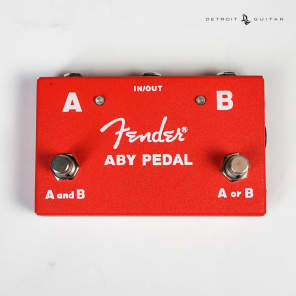 Fender ABY Footswitch for sale