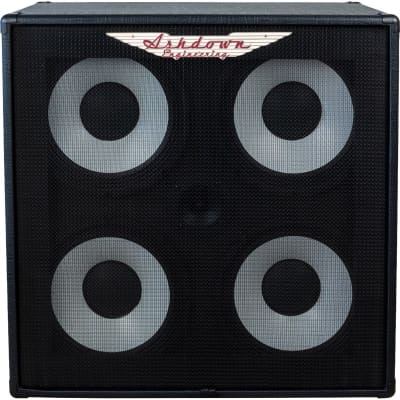 Ashdown RM-410-EVO II Rootmaster Lightweight 600W 4x10 Bass Cab, 8 Ohm for sale