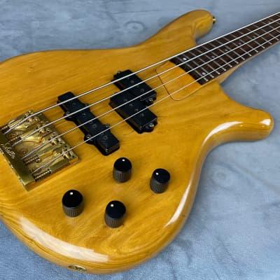 Schaller Rockoon Solid Body Bass Kawai MIJ Rare! for sale