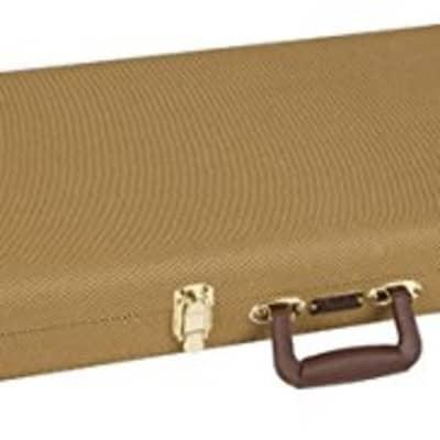 Fender Pro Series Strat/Tele Case - Tweed
