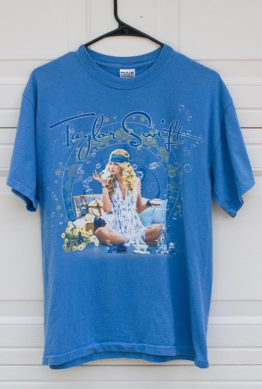 Taylor Swift Fearless Concert T Shirt Adult Medium Reverb
