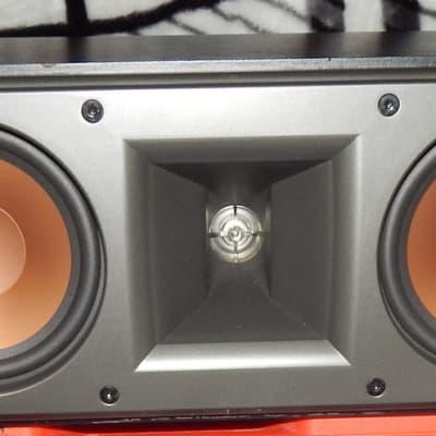 Klipsch RC52 center channel speaker