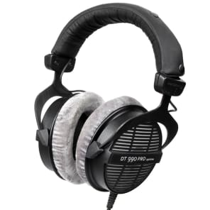 Beyerdynamic DT 990 Pro 250 Ohm Open-Back Over-Ear Monitoring Headphones