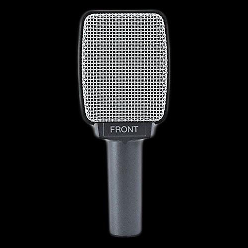 sennheiser e609 silver guitar amplifier dynamic microphone reverb. Black Bedroom Furniture Sets. Home Design Ideas