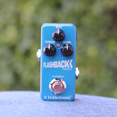 Tc Electronic Flashback Mini : tc electronic flashback mini delay reverb ~ Hamham.info Haus und Dekorationen
