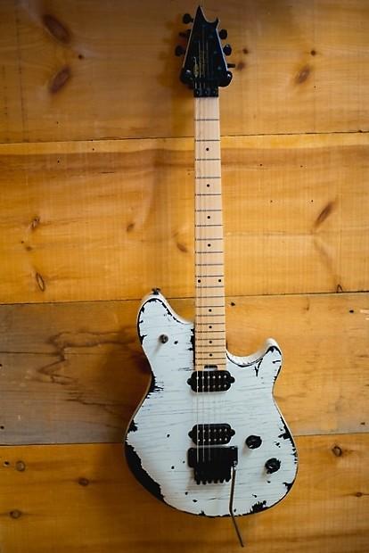 c39788c4e4b EVH Wolfgang Standard Relic Palermo Guitars Custom Shop 2016