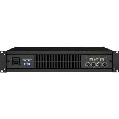 QSC CX254 4-Channel Commercial Power Amplifier
