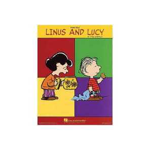 Hal Leonard 352295 Vince Guaraldi: Linus and Lucy - Piano Solo