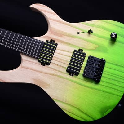 NEW Mayones Duvell Q 6 John Browne Signature in Summer Moss! for sale