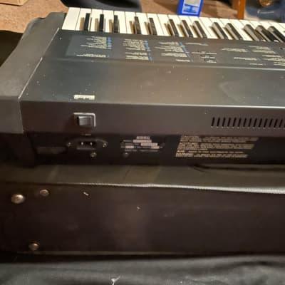 Korg  DSS-1 1986