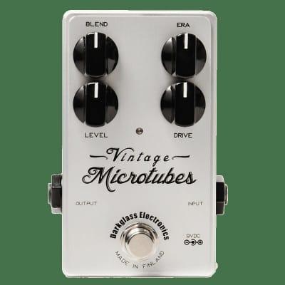 Darkglass Electronics Vintage Microtubes, Bass Tube Amp Simulator
