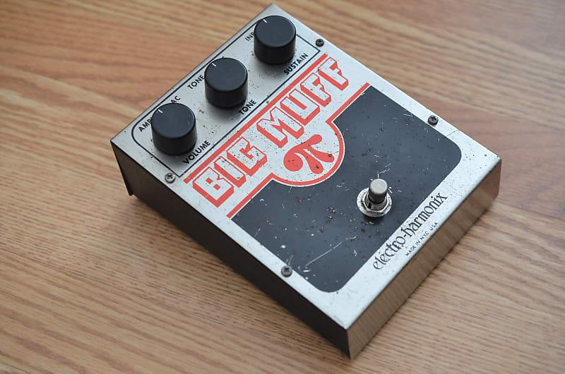 electro harmonix big muff pi v5 op amp tone bypass 1980 reverb. Black Bedroom Furniture Sets. Home Design Ideas