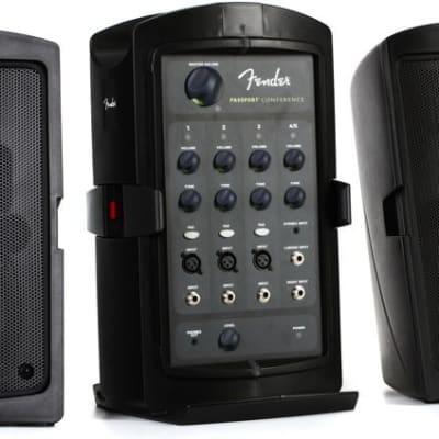 Fender Passport Conference 175 Watts 4-Channel Pro Audio System DEMO