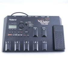 Roland VG-88 V-Guitar System Multi-Effects Pedal & Midi Interface P-05440